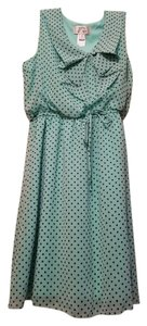 Sweet Storm short dress Mint on Tradesy