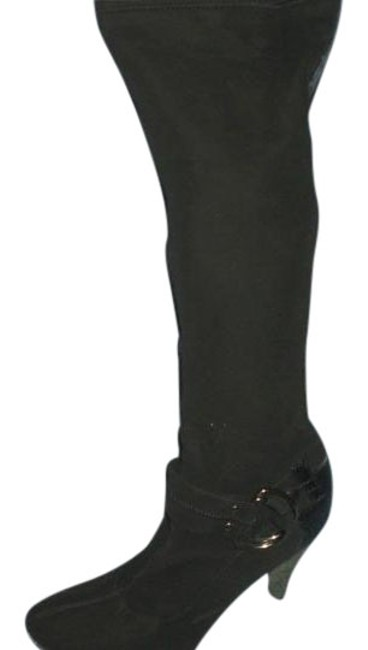 Item - Black Roula Boots/Booties Size US 7.5 Narrow (Aa, N)