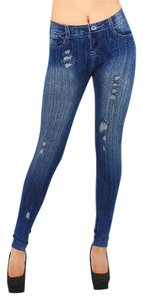 Other Jeggings-Medium Wash
