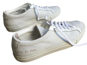 Common Projects Sneakers White Athletic