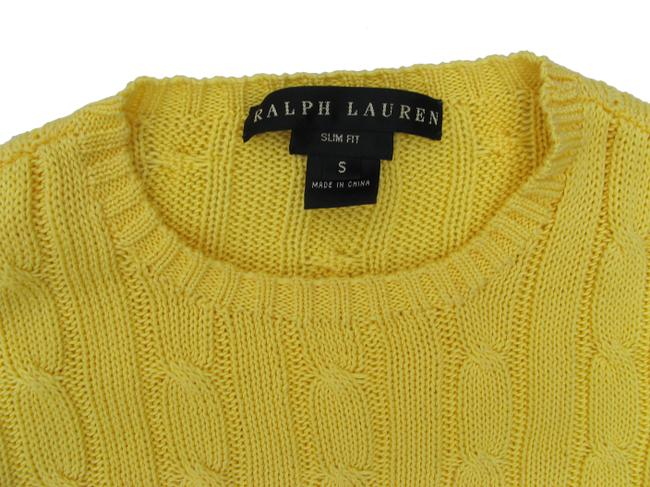 Ralph Lauren Cable Black Label Sweater