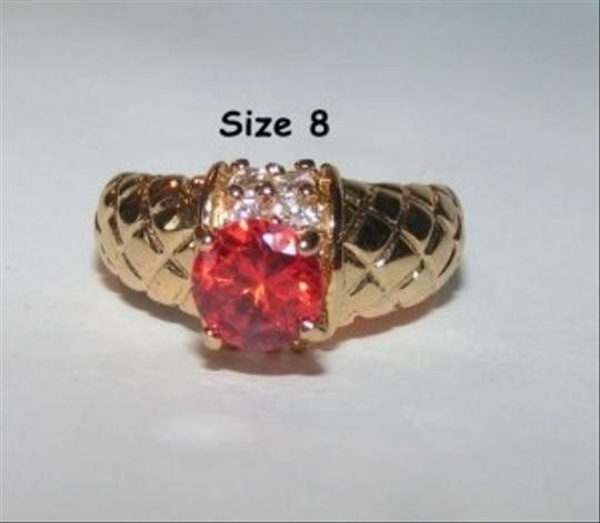 Sophisticated Zircon Fashion Ring Free Shipping