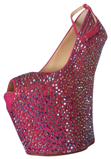Preload https://item4.tradesy.com/images/giuseppe-zanotti-pink-crystal-coated-suede-curved-wedge-pumps-platforms-size-us-8-regular-m-b-1998743-0-2.jpg?width=440&height=440