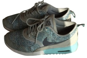 Nike Light Blue Grey Athletic