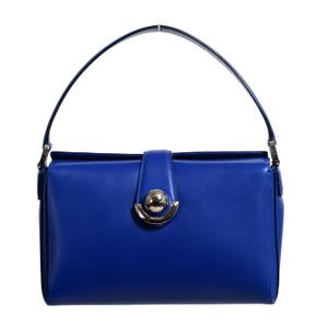 Salvatore Ferragamo Tote in Blue