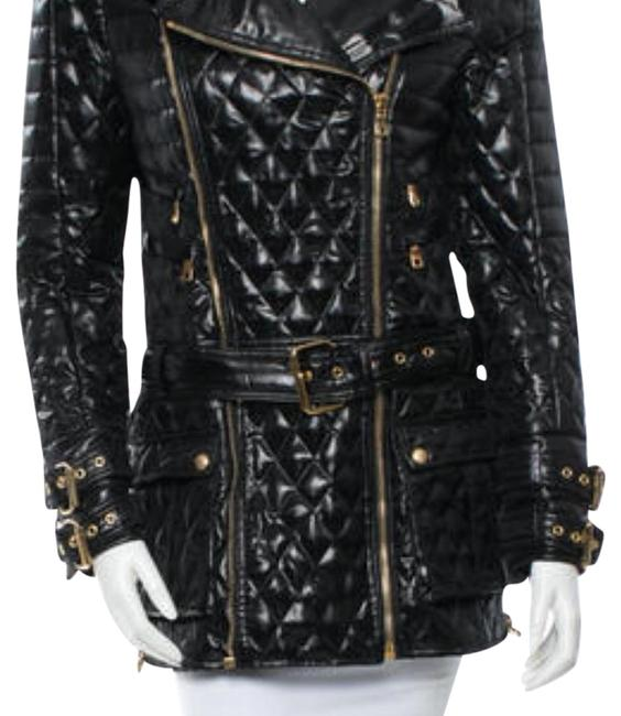 Preload https://item2.tradesy.com/images/balmain-black-leather-jacket-size-8-m-19987711-0-1.jpg?width=400&height=650