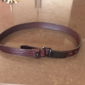 Diesel Diesel Leather Belt