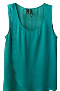 Mango Top Emerald green