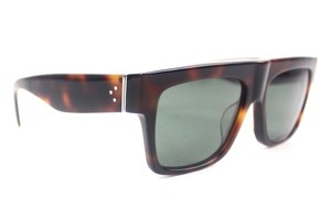 Céline Havana Tortoise Polarized Sunglasses New CL41066S