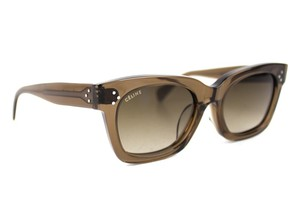 Céline Celine Light Brown Sunglasses CL41035