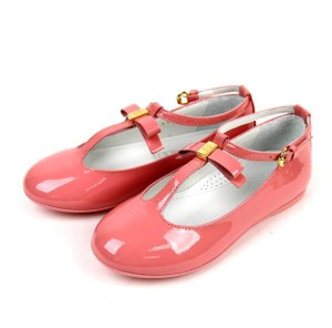 b335bcecac8 Gucci Pink Ballet Flats W Bow G 32  Us 1 285313 Shoes