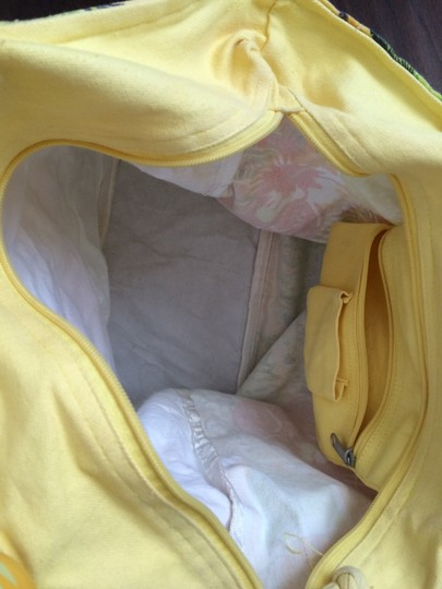 Other Yellow Travel Bag