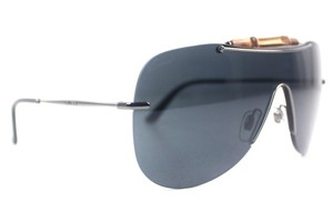 Gucci Bamboo Shield Sunglasses New GG4262S