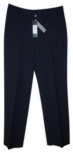Talbots Trouser Pants Dark Navy Blue