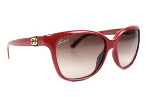 Gucci Gucci Red Square Sunglasses New GG3645