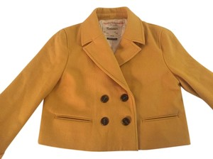 Cartonnier Bright Structured A-line Pea Coat