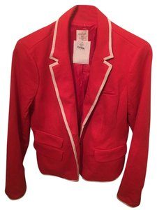 Gap Red Blazer