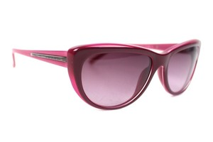 Givenchy Retro Red Cat Eye Sunglasses New SGV766