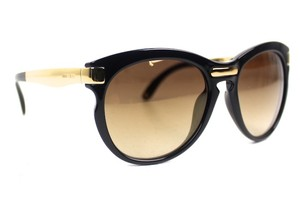 Jimmy Choo Lana Oval Foldable Sunglasses New LANA/S