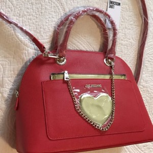 Love Moschino Tote in Red