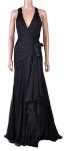 Versace Chiffon Gown Dress
