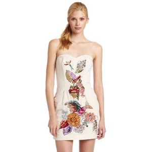 French Connection Floral Short Dress