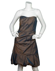 Nicole Miller Nwt Strapless Dress
