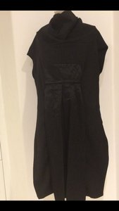 Black Maxi Dress by Nuovo Borgo