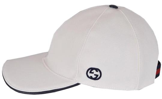 white GUCCI Hat - Vestiaire Collective |White Gucci Hat