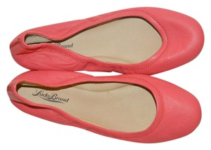 Lucky Brand Coral Pink Flats