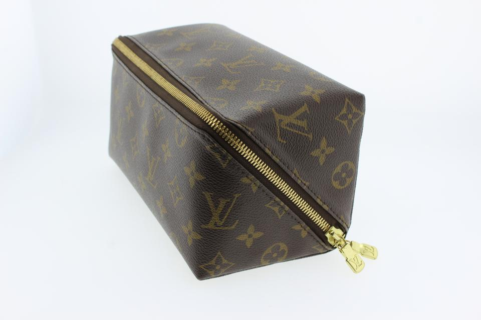 74b644678534 Louis Vuitton Louis Vuitton Monogram Shoe Care Set M47925 Image 10.  1234567891011