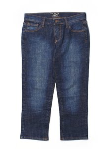 Old Navy Capri/Cropped Denim-Dark Rinse