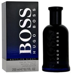 Hugo Boss BOSS BOTTLED NIGHT by HUGO BOSS ~ Men's Eau de Toilette Spray 6.7 oz