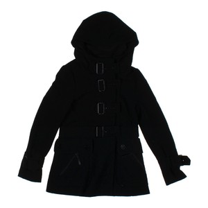 O'2nd Wool Cashmere Hooded Coat