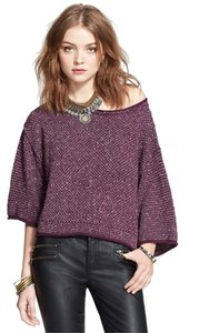 Free People Cropped Crop Pullover Sweater