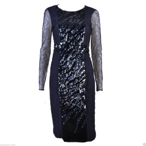 Other Embellished Sequin Lace Dress