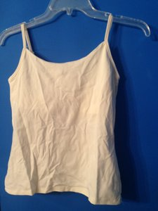 New York & Company Thin Straps. Adjustable Top Ivory