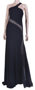 Versace One Gown Chiffon Dress