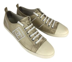 Chanel Gold Athletic