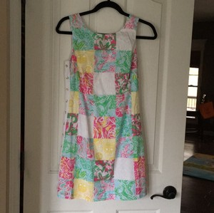 Lilly Pulitzer short dress State Patch on Tradesy