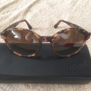 Persol Persol Brown Tortoise Sunglasses