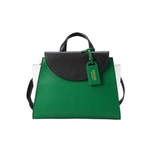 Kate Spade Satchel in Green/Black/White