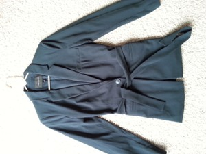 Banana Republic Dark green Blazer