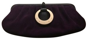 Hayward Purple Clutch