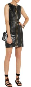 Versus Versace Leather Dress
