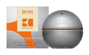 Hugo Boss BOSS IN MOTION BY HUGO BOSS 3.0 oz/90 ml EDT Spy Men's New.!!