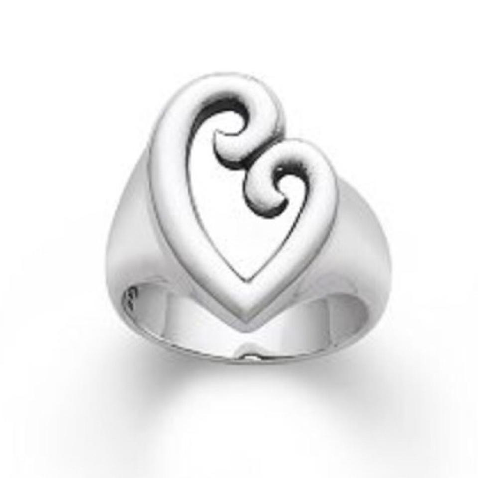 James Avery Sterling Silver Margarita Cross Charm Twisted Wire ...