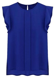 Other Size X-small P2266 Top blue