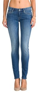 Mother Sold Out Made In Usa Looker Skinny Jeans-Medium Wash