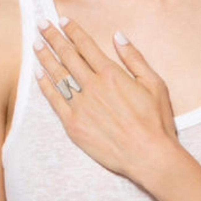 Item - Silver Wide Ring